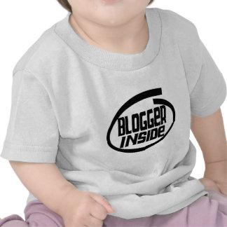 Blogger Inside Tshirt