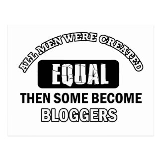 Blogger Job designs Postcard