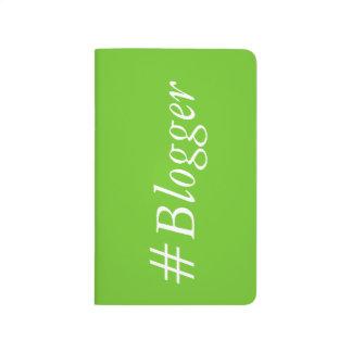 #Blogger Journal