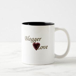 Blogger love mug A