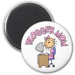 Blogger Mom Fridge Magnet