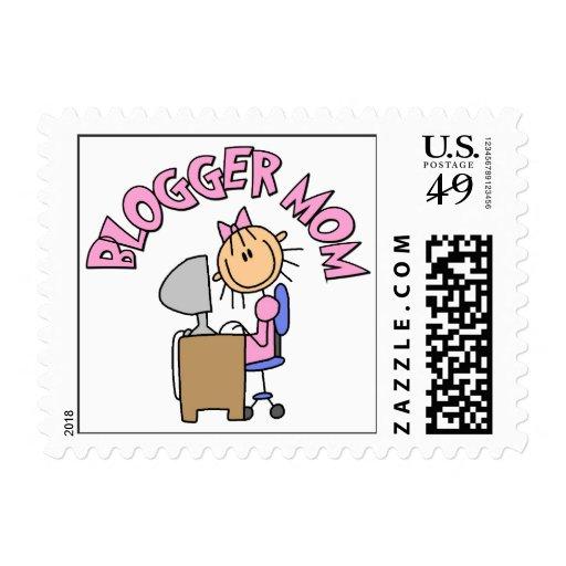 Blogger Mom Postage