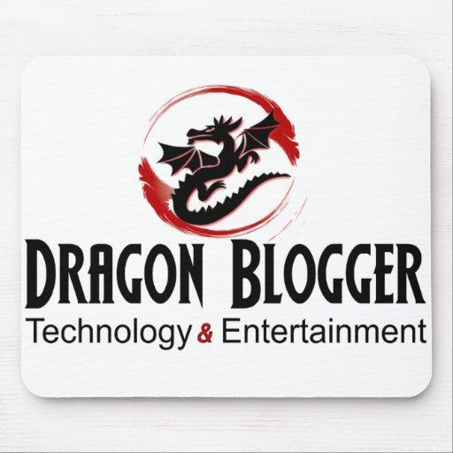 Blogger Mousepad del dragón