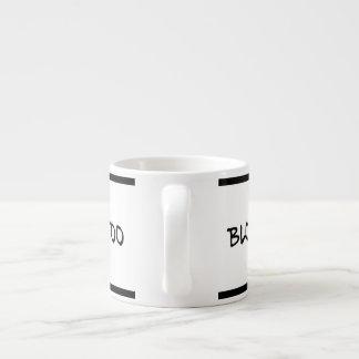 Blogger Mug 6 Oz Ceramic Espresso Cup