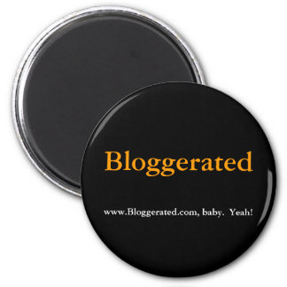 Bloggerated magnet