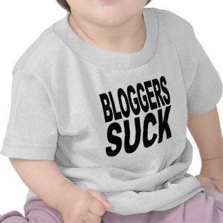 Bloggers Suck Tshirts