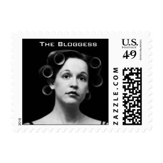 Bloggess stamps
