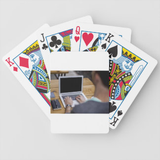 blogging-3363 bicycle playing cards