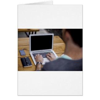blogging-3363 tarjeta de felicitación