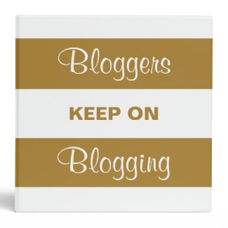 Blogging Binder