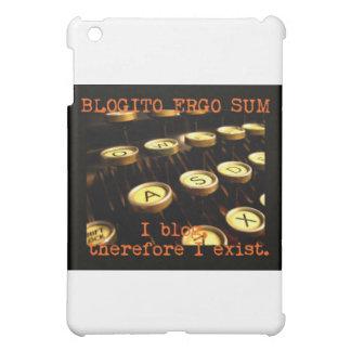 Blogito Ergo Sum! iPad Mini Case