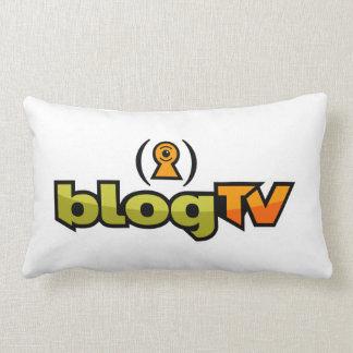 blogTV American MoJo Pillow