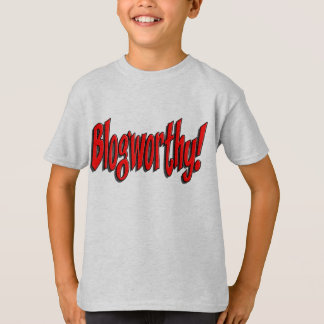 Blogworthy T-Shirt