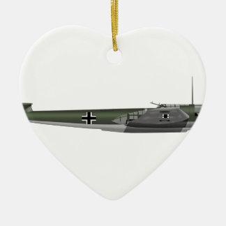 Blohm & Voss BV-141 417417 Ceramic Ornament