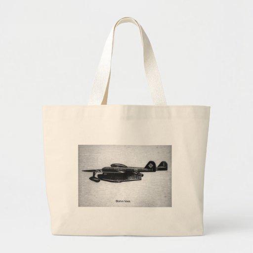 Blohm&Voss Jumbo Tote Bag