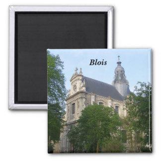 Blois - refrigerator magnet