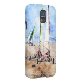 Blokart Racers on the Beach Galaxy Nexus Covers