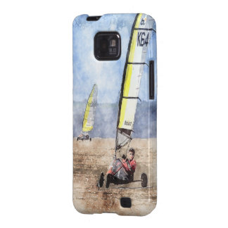 Blokart Racing Competition Samsung Galaxy S2 Cover