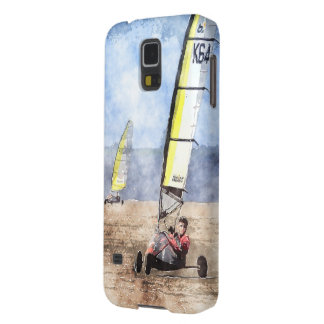 Blokart Racing Competition Galaxy S5 Cover