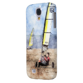 Blokart Racing Competition Samsung Galaxy S4 Case