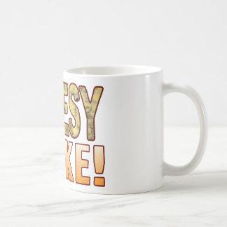 Bloke Blue Cheese Coffee Mug