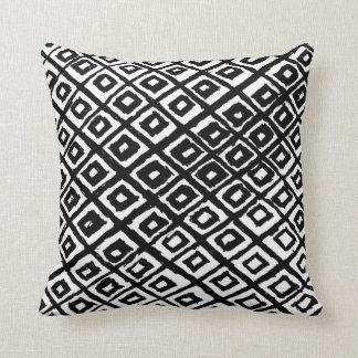 Blokz by Andy Mercer Throw Pillow