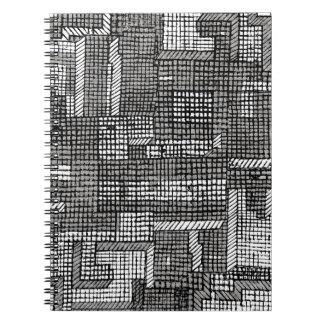 Blokz Spiral Notebook