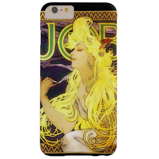 Blond Beauty Barely There iPhone 6 Plus Case