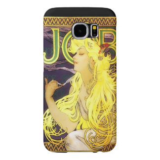 Blond Beauty Samsung Galaxy S6 Cases