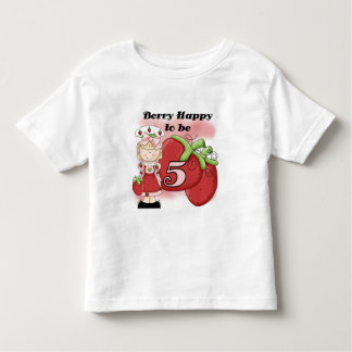 Blond Berry Happy to be 5 Tshirts and Gifts