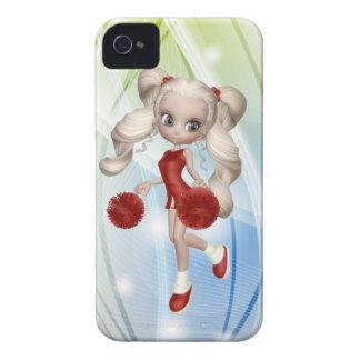 Blond Cheerleader Blackberry Case