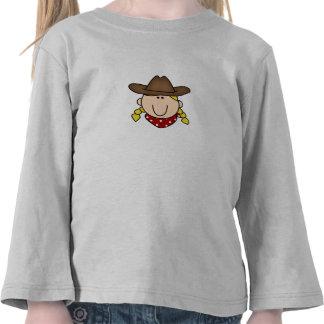 Blond Cowgirl Shirt
