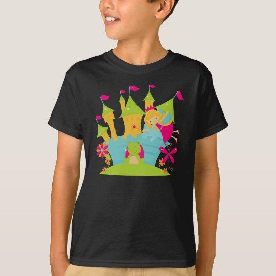 Blond Fairy Princess T-Shirt