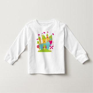 Blond Fairy Princess Toddler T-shirt