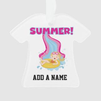 Blond Girl Summer