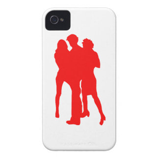 Blond girls iPhone 4 cover