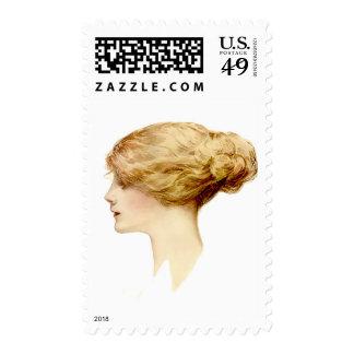Blond Harrison Fisher Girl Postage