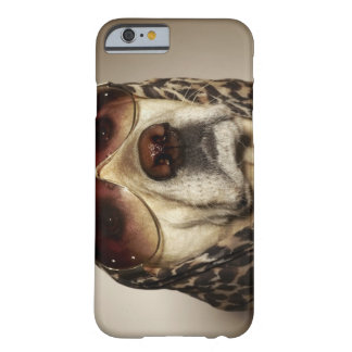 Blond Labrador Retriever wearing sun glasses Barely There iPhone 6 Case