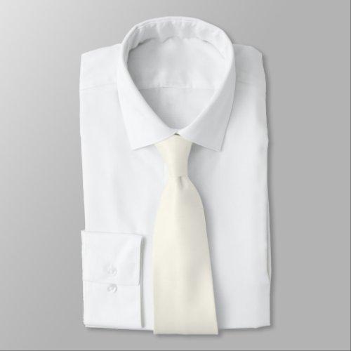 Blond Neck Tie
