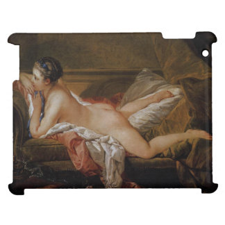 Blond Odalisque by Francois Boucher iPad Case