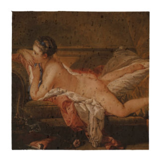 Blond Odalisque by Francois Boucher Drink Coaster