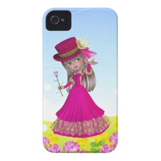 Blond Princess Blackberry Case