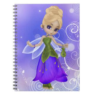 Blond Princess Notebook