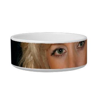 Blond Woman Bowl
