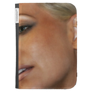 Blond Woman Kindle Cover