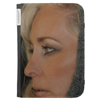 Blond Woman Cases For Kindle