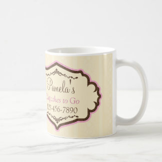 Blonde Baker Cupcake D12 Promotional Coffee Mug 3