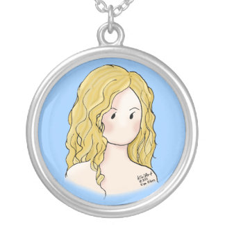 Blonde Beauty Necklace