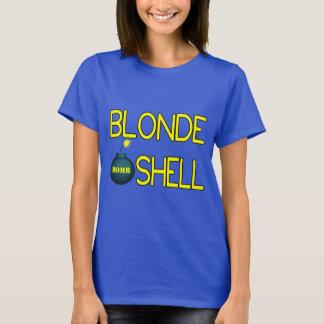 Blonde Bombshell Hottie T-Shirt