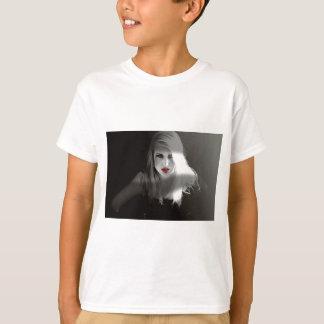 Blonde bombshell noir effect T-Shirt